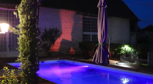 L'accès piscine (non client)